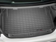 Коврик в багажник для Mercedes E-Class W212 '09-15 складывающееся зад. сидение, черный, резиновый (WeatherTech)