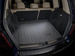 Коврик в багажник для Mercedes GLK-Class X204 '12-15 черный, резиновый (WeatherTech)