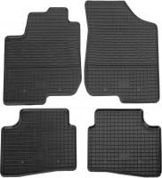 Коврики в салон для Hyundai Elantra HD '06-10 резиновые (Stingray)