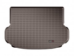 Коврик в багажник для Lexus NX '14-, коричневый (WheatherTech)
