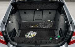 Комплект сеток в багажник для Skada Octavia A7 '13-, черн. OEM 5E0017700A