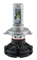 Автомобильная светодиодная лампочка CYCLON type 7 H4 Hi/Low  (1 шт.)