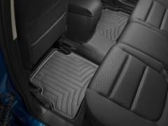 Фото 3 - Коврики в салон для Mazda CX-5 '12-17 черные, резиновые 3D (WeatherTech)