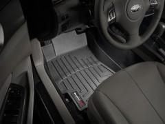 Фото 2 - Коврики в салон для Subaru Forester '08-12 черные, резиновые 3D (WeatherTech)