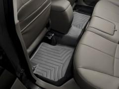 Фото 3 - Коврики в салон для Subaru Forester '08-12 черные, резиновые 3D (WeatherTech)