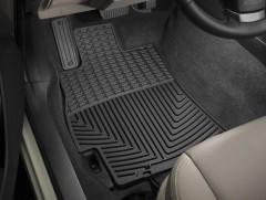 Фото 1 - Коврики в салон для Subaru Forester '13- черные, резиновые (WeatherTech)