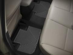 Фото 2 - Коврики в салон для Subaru Forester '13- черные, резиновые (WeatherTech)