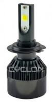 Автомобильная светодиодная лампочка CYCLON type 12 H7 (1 шт.)