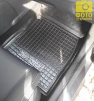 Фото 10 - Коврики в салон для Renault Megane '08-16, универсал резиновые, черные (AVTO-Gumm)