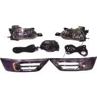 Противотуманные фары для Honda CR-V '02-04 комплект (DEPO) 217-2015P-A