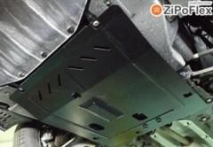 Защита двигателя и КПП для Ravon R4 '16-, 1,5 (Кольчуга) Zipoflex