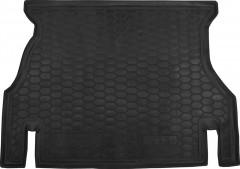 Коврик в багажник для Daewoo Nexia '95-16, резиновый (AVTO-Gumm)