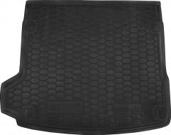 Коврик в багажник для Audi Q5 '17-, резиновый (AVTO-Gumm)