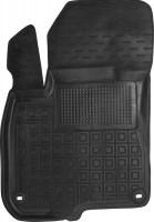 Коврик в салон водительский для Honda CR-V '17- резиновые, черные (AVTO-Gumm)