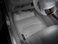 Коврики в салон для Toyota Avalon '05-12, серые, резиновые 3D (WeatherTech)