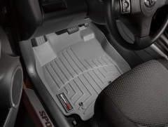 Коврики в салон для Toyota RAV4 '06-12, серые, резиновые 3D (WeatherTech) Long