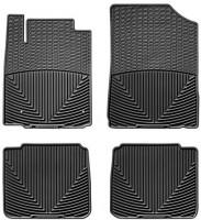 Коврики в салон для Lexus ES 350 '06-12, черные, резиновые (WeatherTech)