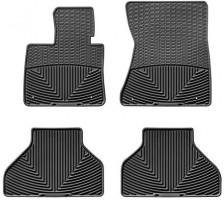 Коврики в салон для BMW X5 E70 '07-13, черные, резиновые (WeatherTech)