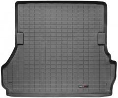 Коврик в багажник для Toyota Land Cruiser 100 '98-07, 5 мест, черный, резиновый (WeatherTech)