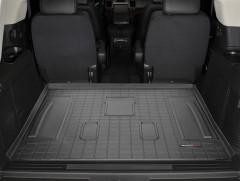 Коврик в багажник для Cadillac Escalade III '07-13, черный, резиновый (WeatherTech)