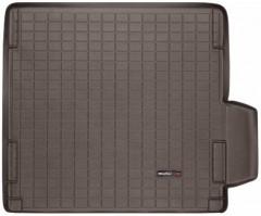 Коврик в багажник для Land Rover Range Rover Vogue '13-, коричневый, резиновый (WeatherTech)