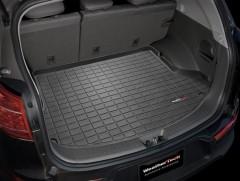 Коврик в багажник для Kia Sportage '16-, черный, резиновый (WeatherTech)