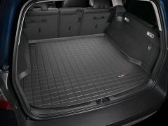 Коврик в багажник для Volvo XC70 '07-16, черный, резиновый (WeatherTech)