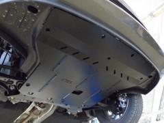 Защита двигателя и КПП, радиатора для Kia Rio '17-, V-1,4і (Кольчуга)