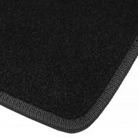 Фото товара 11 - Коврики в салон для Skoda Octavia A5 '05-13 текстильные, черные (Стандарт) 4 клипсы