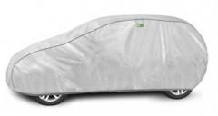 """Тент автомобильный для хэтчбека """"Silver Garage"""" (M2 hatchback)"""