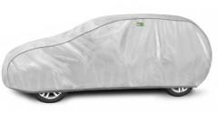 """Тент автомобильный для хэтчбека, минивена """"Silver Garage"""" (XL kombi/hatchback)"""