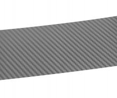 Фото 2 - Наклейка на бампер для Mercedes Vito '03-13, карбон, серая (NataNiko)