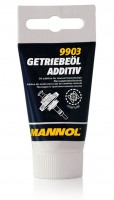 Присадка для трансмиссионного масла Mannol Getriebeoel-Additiv Manual с MoS2, 20 г