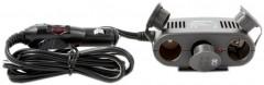 Разветвитель прикуривателя на 3 гнезда + USB РП12 (Белавто)