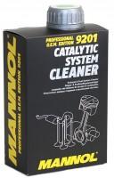Средство для очистки и восстановления каталитических нейтрализаторов Mannol Catalytic System Cleaner, 0,5 л.