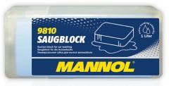 Универсальная губка для мытья Mannol Saug-Block, 1шт.