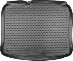 Коврик в багажник для Audi A3 '08-12 хэтчбек, полиуретановый (Novline / Element) черный