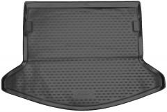 Коврик в багажник для Mazda CX-5 '17-, полиуретановый (Novline / Element) черный