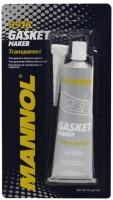 Прозрачный силиконовый герметик Mannol Silicone-Gasket transp, 85 г.