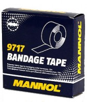 Лента для обмотки кабельных жгутов Mannol  Bandage Tape 25mm x 10m