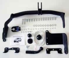 Фаркоп на болтах для Mitsubishi Outlander XL '07-12 (Avtoprystriy)