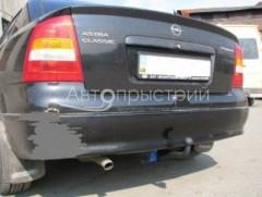 Фаркоп на болтах для Opel Astra G '98-04 седан (Avtoprystriy)