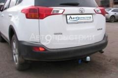 Фаркоп на болтах для Toyota RAV4 2013-2018 (Avtoprystriy)