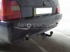 Фаркоп несъемный для ЗАЗ Славута '99-11 хэтчбек (Avtoprystriy)