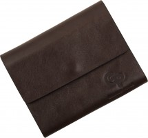 Визитница темно-коричневая 24 карты 311620