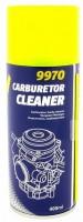 Спрей для очистки карбюратора (аэрозоль) Mannol Carburetor Cleaner (Vergaser Reiniger) 0,4 л