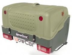 Бокс на фаркоп TowCar TowBox V1 зеленый