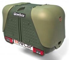 Бокс на фаркоп TowCar TowBox V2 зеленый