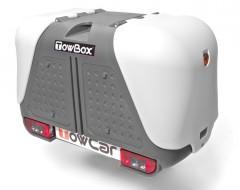 Бокс на фаркоп TowCar TowBox V2 серый