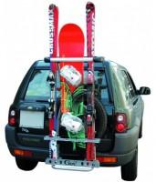 Крепление для лыж и сноубордов на зап. колесо GeV Portasci 4x4